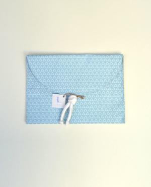 bolsa de muda paseo mint y mostaza